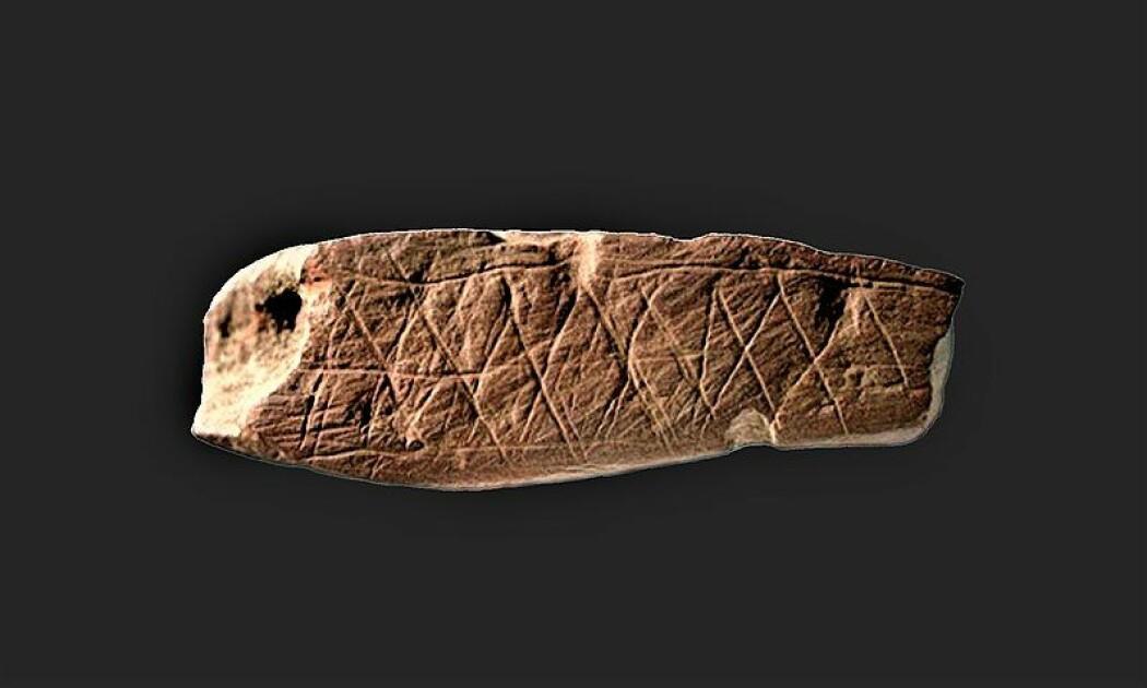 Hvorfor brukte steinaldermennesket tid på å lage slike mønstre?