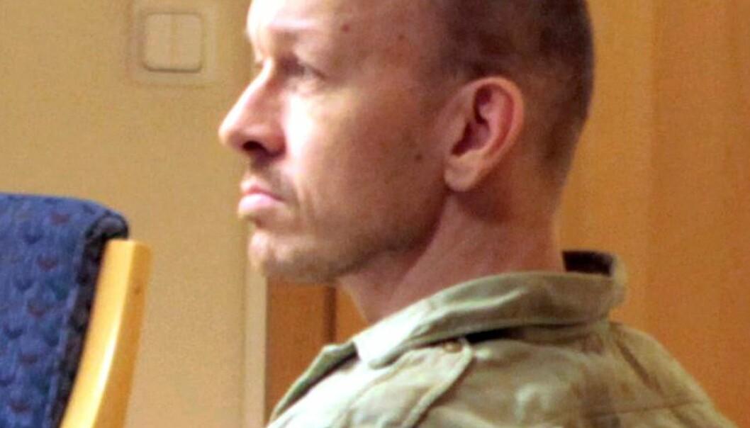 Peter Mangs er tiltalt for å ha drept tre og skadet 12 mennesker i Malmö mellom 2003 og 2010. Reuters/Scanpix