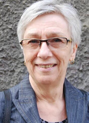 An-Magritt Jensen. (Foto: Rannveig Svendby)