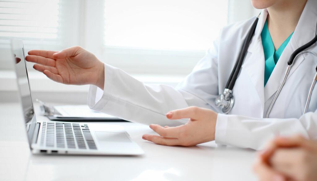 Legar har retningslinjer for legemiddelbruk som er basert på forsking.