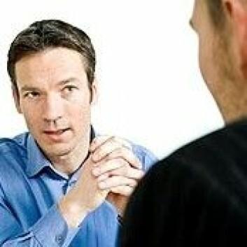 Relasjoner spiler en sentral rolle ved kjøp av konsulenttjenester. (Illustrasjonsfoto: www.colourbox.no)
