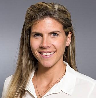 – Vi kommer til å se den samme nedgangen av sykdommen i Norge, sier forskeren Emily Burger.