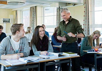 Teachers want to develop themselves for the sake of their pupils