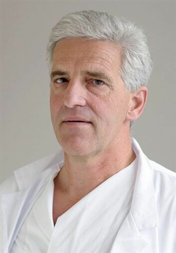 Paal Brunsvig, leder for Enhet for utprøvende kreftbehandling ved Oslo universitetssykehus. (Foto: Radiumhospitalet)