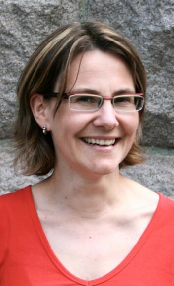 """""""Forsker Ingvil Sæterdal (foto: Anne Marie Müller"""""""