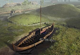 Reis tilbake til vikingtiden