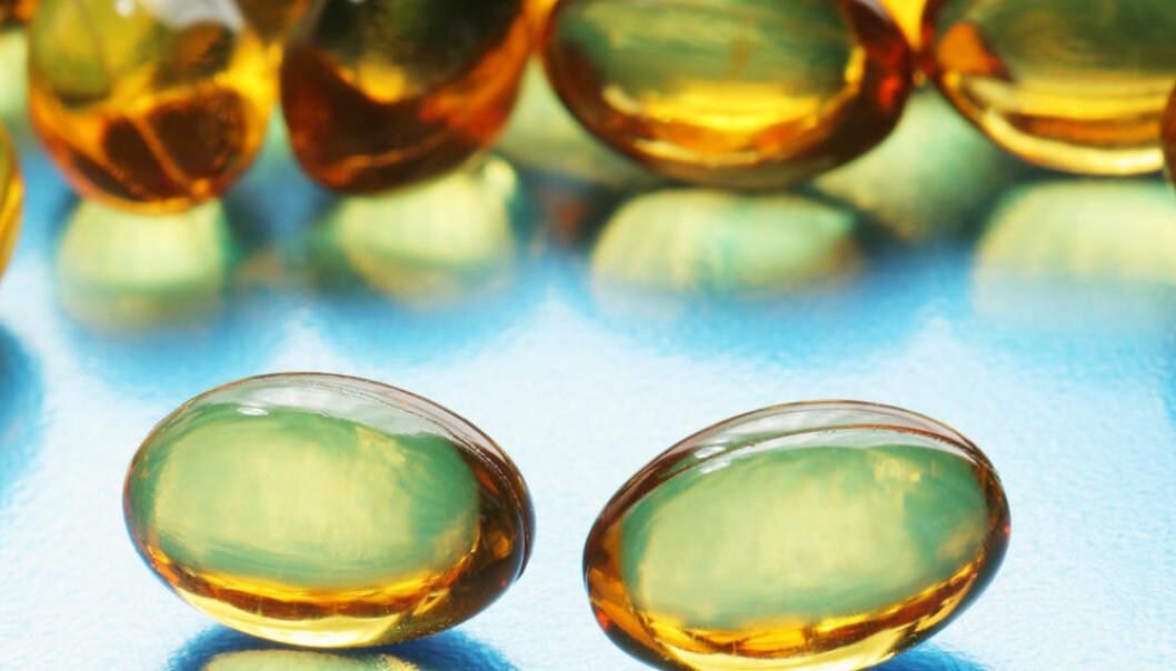 Tror omega-3 øker risikoen for allergi hos småbarn