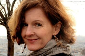 Anne Høye. (Foto: Ingeborg Skov Høye)