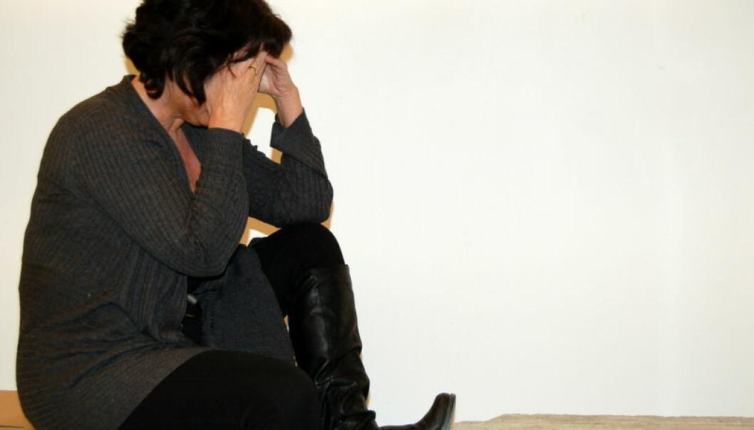 Svært syke mennesker med omfattende og sammensatte behov legger nå belag på nesten alle ressursene innenfor kommunale tjenester rettet mot psykisk helse,  ifølge SINTEFs rapport. (Illustrasjonsfoto: Svein Tønseth)