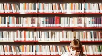 Velger studier på engelsk