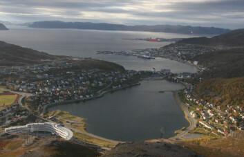Storvatn, Hammerfest. (Foto: Guttorm Christensen)