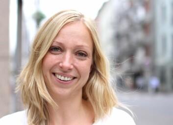 Helene Toverud Godø. (Foto: Anita Haslie / KILDEN)