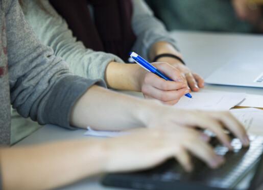 Fra tentamen til skriveprosess – økt engasjement og bedre tekster