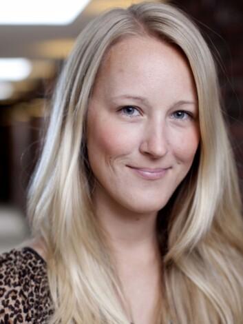 Ingrid Dahlen Rogstad. (Foto: ISF)