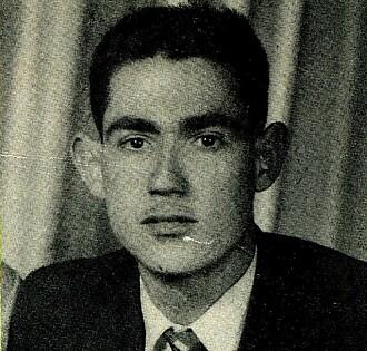 Azzam var født og oppvokst i Palestina, men flyktet etter seksdagerskrigen i 1967. Her er han 20 år gammel i 1961.