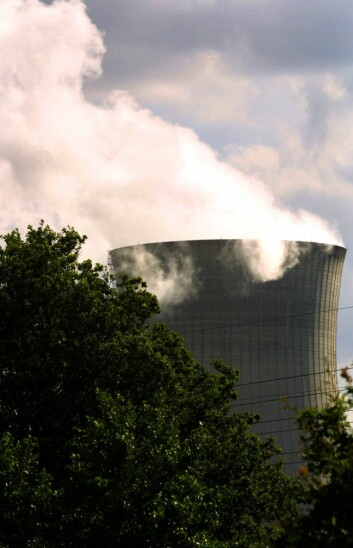 Kjernekraft kjernekraftverk atomkraft atomkraftverk (Bilde: Colourbox)