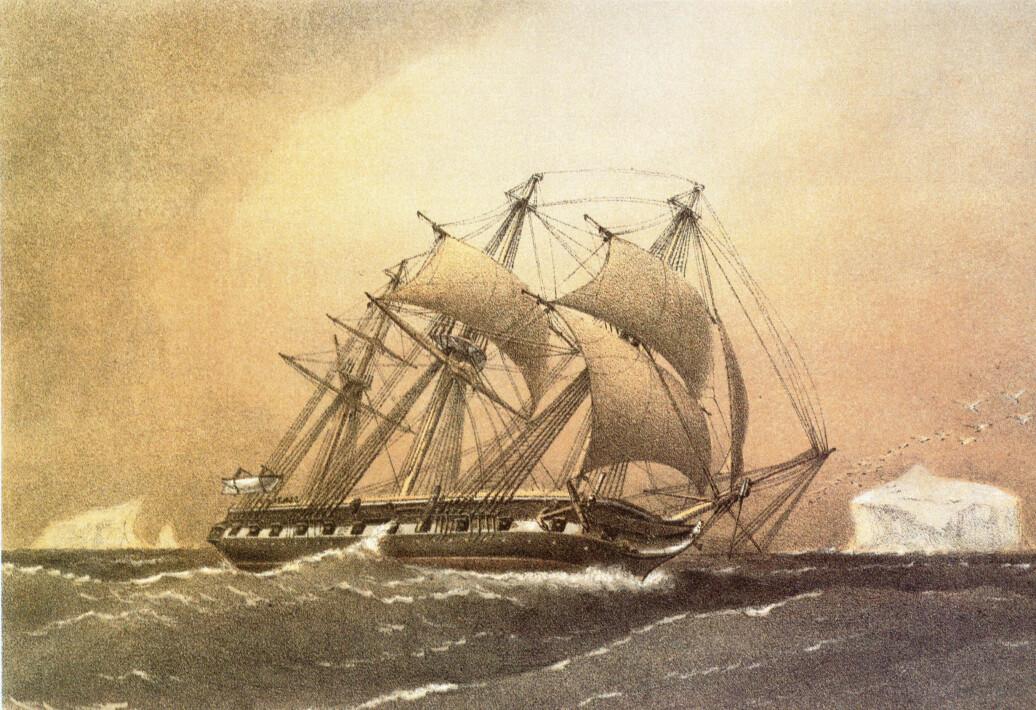 I desember 1872 dro det ombygde krigsskipet HMS «Challenger» ut på tokt for å kartlegge livet på havbunnen. Nesten 150 år senere kan prøvene derfra gi oss viktige ledetråder om hvordan havforsuring påvirker livet under vann.
