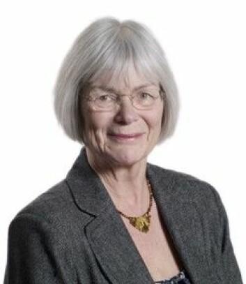 – Det holder ikke bare å vedta en handlingsplan, den må følges opp også, sier forskningsminister Tora Aasland. (Foto: Stig Weston)