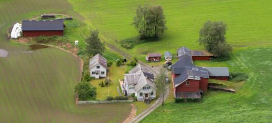 Landbruket må redusere utslipp av klimagasser