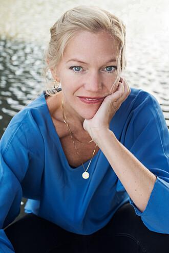 Forfatter Maja Lunde skriver om klimaendringer i Bienes historie.