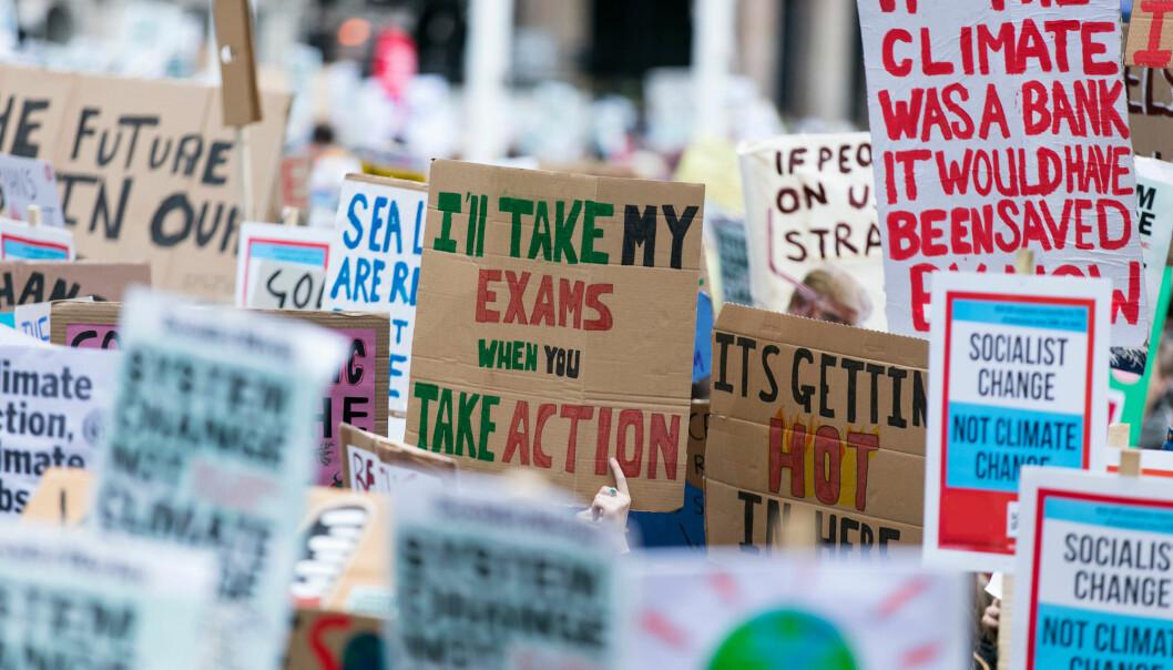 Forskere og aktivister prøver å finne ut hvordan kunnskap om klimaendringer kan føre til handling.