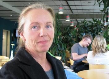 Turid Irgens Ertsås, høgskolelektor i pedagogikk ved Høgskolen i Nord-Trøndelag.