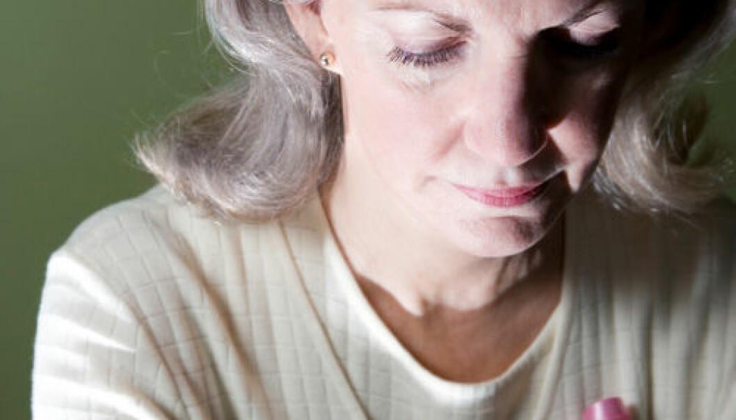 Brystkreft. iStockphoto