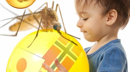 Multimedia: Malaria og tospråklige smårollinger