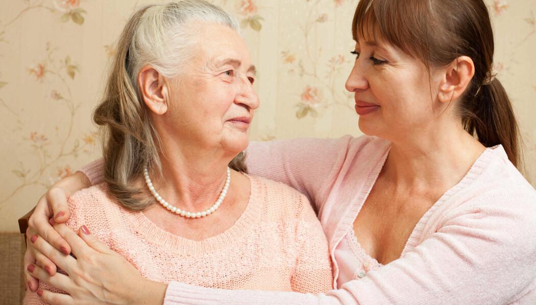 Antallet personer med demens øker, rett og slett fordi det blir flere eldre blant oss.