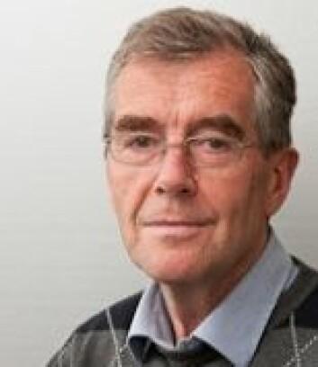 Seniorforsker Arne Grønlund ved Bioforsk Jord og miljø.