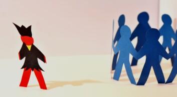 Fersk forskning viser at jo flere samiske markører du har, jo mer diskriminering opplever du i hverdagen. (Illustrasjon: Ketil Lenert Hansen, Senter for samisk helseforskning)