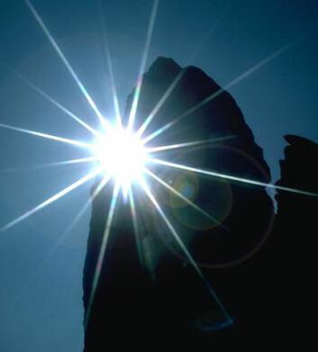 """""""Fusjonskraft får stjernene til å lyse."""""""