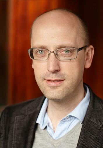 Jon Henrik Remme. (Foto: Annica Thomsson)