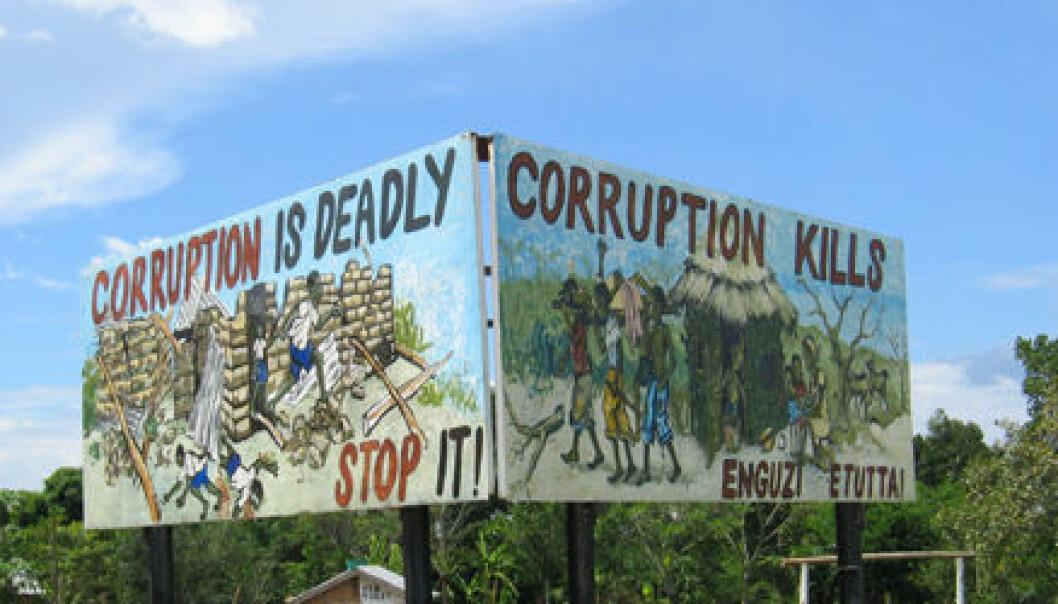 Korrupt hverdag