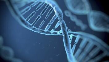 DNA er bruksanvisningen som gjør at du er deg.