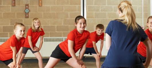 Kroppsøvingsfaget gir ikke mening for mange elever: Slik kan gym bli gøy