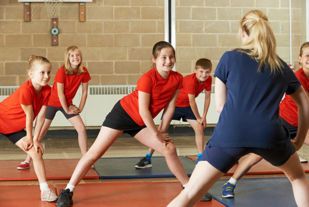 Noen liker kroppsøving og noen misliker faget. Om noen år kommer nyutdannede lærere til skolene med nye løsninger som kan bidra til gymtimer som gjør at elevene trives bedre.