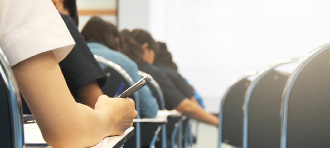 På tide å revurdere vurderingsformene i høyere utdanning?