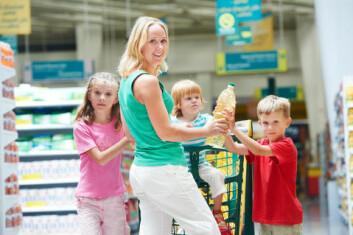 Det norske pensjonssystemet skaper ikke pensjonstapere blant kvinner som jobber deltid for å ta seg av barn, ifølge ny forskning. (Illustrasjonsfoto: www.colourbox.com)