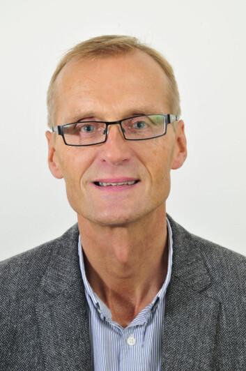 Jon Hovi er professor ved Universitetet i Oslo og Cicero. (Foto: UiO)