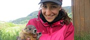 Eldre murmeldyr-mødre får mer suksessrike døtre
