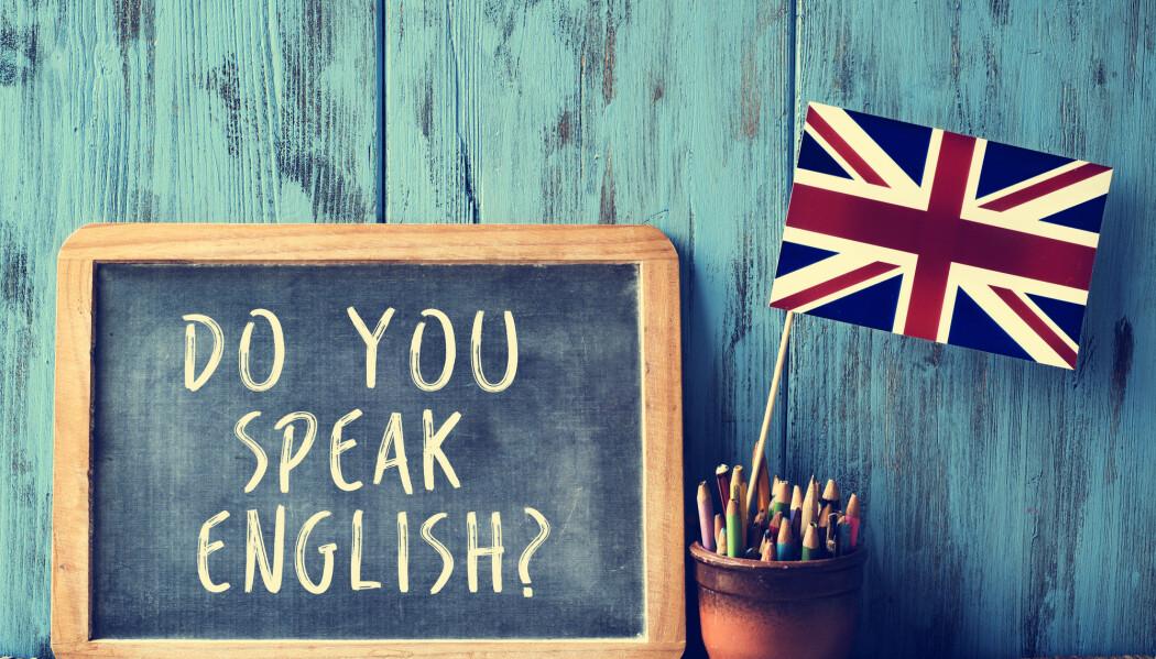 Det er ikke nødvendigvis slik at det alltid er best med bare engelsk i engelskundervisningen, ifølge forskere, men bruken av norsk bør være bevisst.