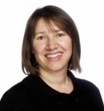 Lederen i NMHs likestillingsutvalg fra 2012 er professor Siw Graabræk Nielsen. Hennes mål er at likestilling blir en ryggmargsrefleks i hele organisasjonen. (Foto: Jarle Nyttingnes)