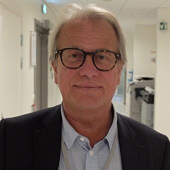 – Jeg vet ikke hva maskinen har gjort, engang, sier Håvard Danielsen.