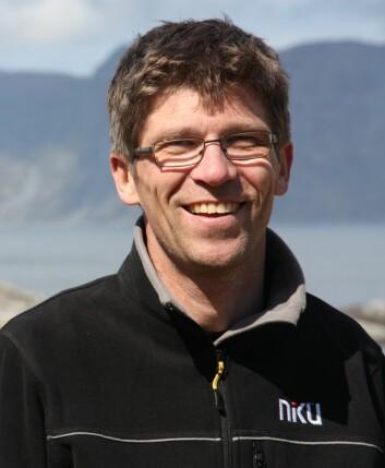 Knut Paasche (Foto: NIKU)