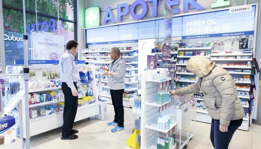 Forskarane får best inntrykk av kvaliteten på apotektenestene når dei tilsette ikkje veit at dei vert undersøkte.