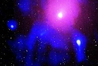 Dette er den største eksplosjon romforskere har sett