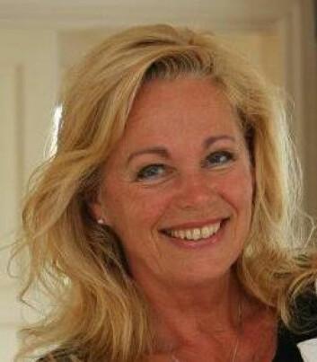 Ann Lisa Sylte. (Foto: HiOA)