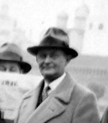 Sigurd Kloumann (Foto: ukjent, fra Norsk Hydros arkiver)