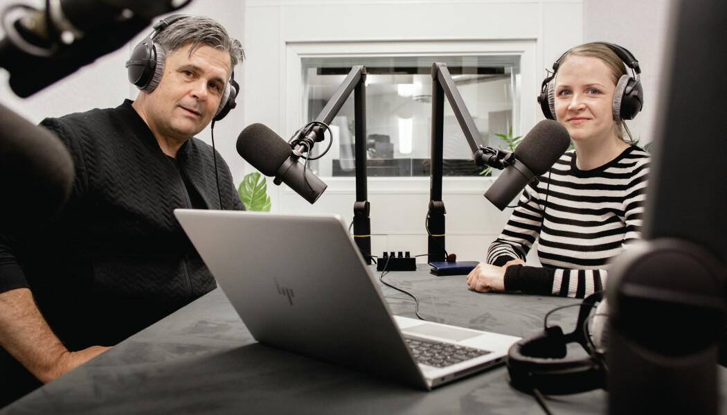 Hør den siste epsioden av podcasten Frankrike forklart.
